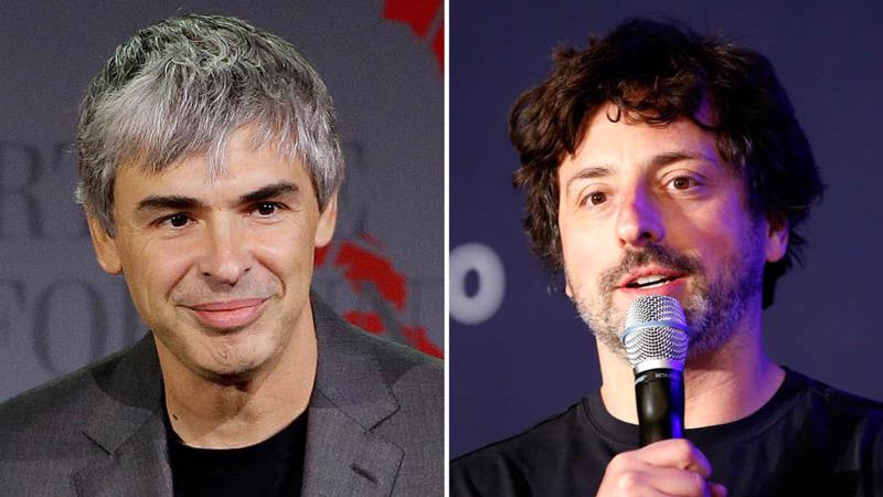 Larry Page và Sergey Brin - Ảnh: BI.