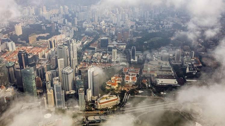 Singapore dự kiến cấp phép hoạt động ngân hàng số cho 5 công ty phi tài chính, gồm 3 công ty nước ngoài - Ảnh: Bloomberg.