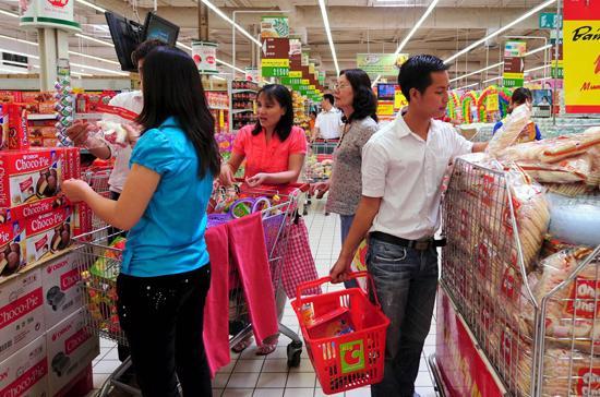 """Nhận định """"giá bắt đầu có xu hướng tăng lên"""" của Cục Thống kê Hà Nội trong báo cáo tháng trước nay tiếp tục được khẳng định."""
