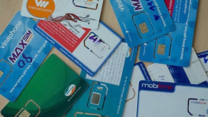 Tình trạng SIM rác, mua bán SIM kích hoạt sẵn thông tin thuê bao đã giảm đáng kể tuy nhiên vẫn tái diễn.
