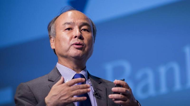 Tỷ phú Masayoshi Son - Ảnh: Nikkei Asia.