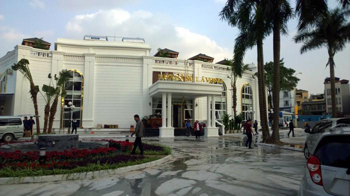 Tập đoàn Lã Vọng được cho là sở hữu một số nhà hàng dịch vụ trên các khu đất vàng sai phép.