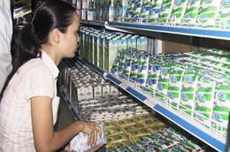 Ngày 12/2, Vinamilk đã thông báo tăng giá bán các sản phẩm sữa chua uống, sữa bột, sữa đặc thêm 6%, còn các loại sữa chua ăn và sữa tươi mức tăng là 3%.