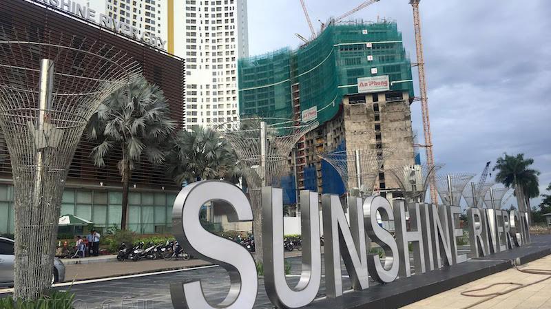 Dự án Sunshine Riverside - Ảnh: Cung cầu.