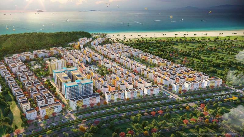 Sun Grand City New An Thoi là khu đô thị đảo hoàn thiện đầu tiên tại Phú Quốc.