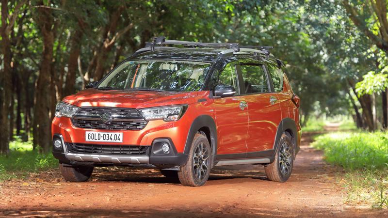 Mẫu xe XL7 góp phần lớn vào kỷ lục bán hàng ở mảng xe ô tô của Suzuki Việt Nam.