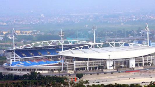 Khu liên hợp thể thảo Mỹ Đình sẽ tiếp tục là nơi tổ chức chính các sự kiện của SEA Games 31.