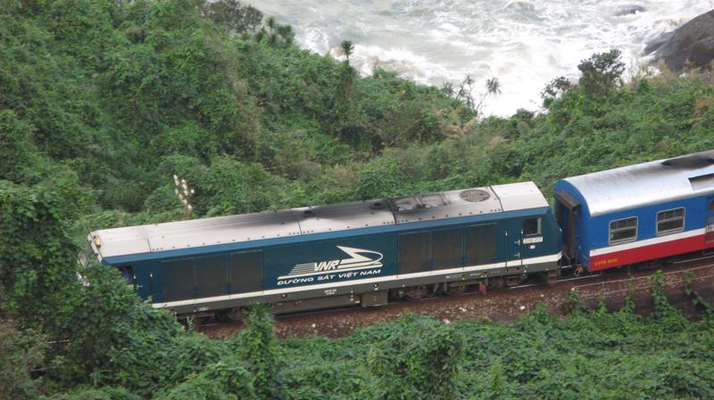 Thời gian qua, mạng lưới đường sắt quốc gia hầu như chưa phát triển thêm được về cả chiều dài và năng lực.