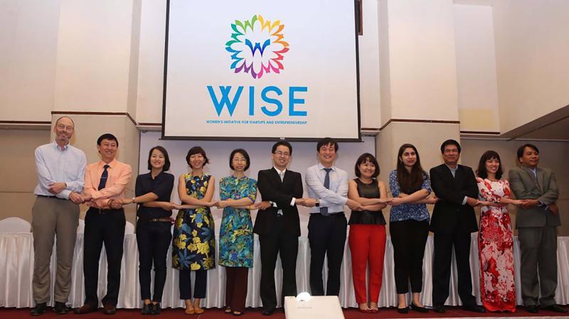 Nhiều dự án phụ nữ khởi nghiệp được WISE tài trợ