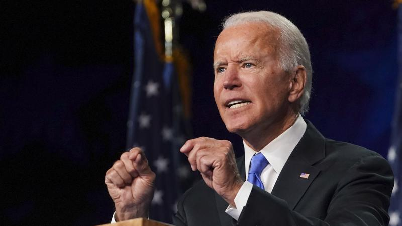 Ứng viên tổng thống Joe Biden - Ảnh: CNN.