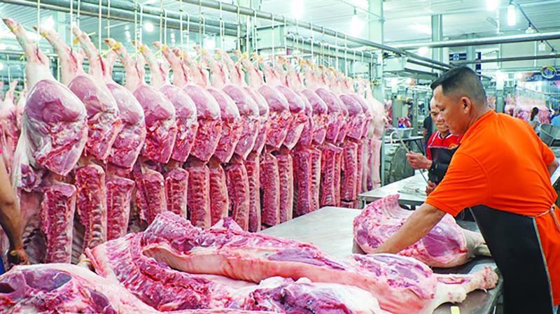Bộ Nông nghiệp & Phát triển nông thôn vẫn khẳng định nguồn cung thịt lợn đáp ứng đủ nhu cầu tiêu dùng Tết.