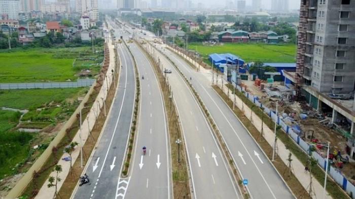 Đường Lê Đức Thọ đến khu đô thị mới Xuân Phương, một dự án tỷ lệ xử lý tài chính lên đến 29% giá trị được kiểm toán