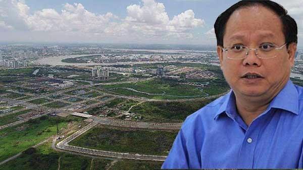 Ông Tất Thành Cang bị khởi tố vì liên quan đến vụ bán cổ phần giá rẻ lại Sadeco.