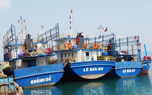 Cuối tháng 5/2017, 18 chủ tàu gửi đơn kiến nghị đến Sở Nông nghiệp và Phát triển nông thôn Bình Định phản ánh tình trạng tàu vỏ thép bị hư hỏng, không đảm bảo chất lượng theo hợp đồng, trong đó có 1 tàu cá đã bị chìm.