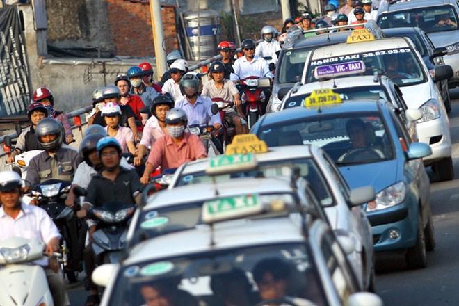 Nhiều đề xuất của Sở Giao thông Vận tải Hà Nội được cho là gây khó cho các doanh nghiệp taxi.