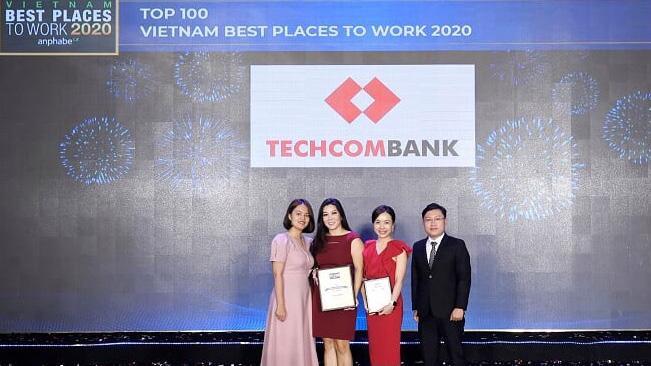 Đây là năm thứ 5 liên tiếp, Techcombank đạt danh hiệu này.