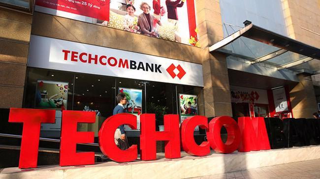 Trụ sở Techcombank tại Hà Nội.