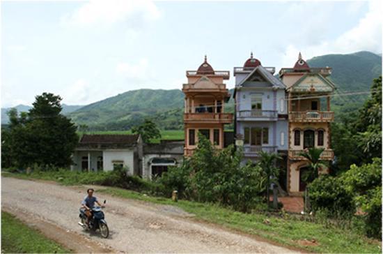 Xã Tiến Xuân, huyện Thạch Thất, Hà Nội.