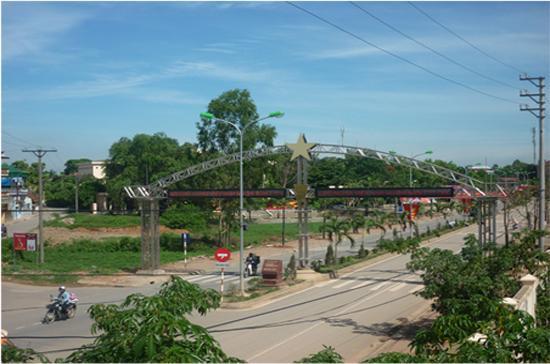 Huyện Thạch Thất bao gồm 22 xã và 1 thị trấn có diện tích đất tự nhiên khoảng 18.459ha.