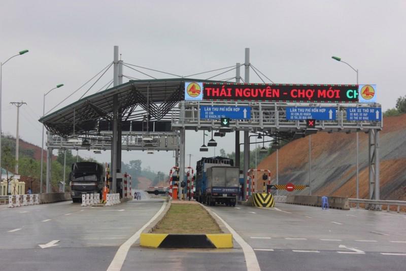 Dự án Thái Nguyên - Chợ Mới liên tục bị người dân phản đối vì đặt nhầm trạm thu phí.