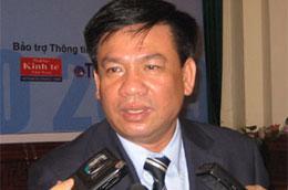 Thứ trưởng Bộ Công Thương Nguyễn Thành Biên.