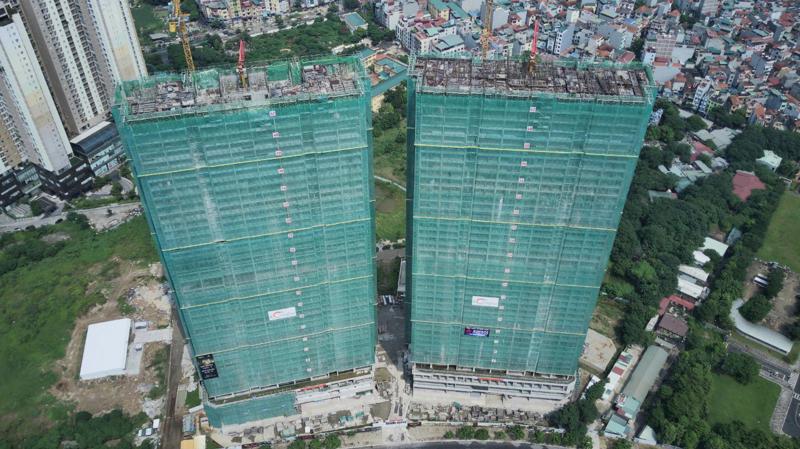 Với mật độ căn hộ chỉ 10 căn một sàn, The Matrix One đảm bảo sự riêng tư cũng như độc lập của mỗi gia đình.