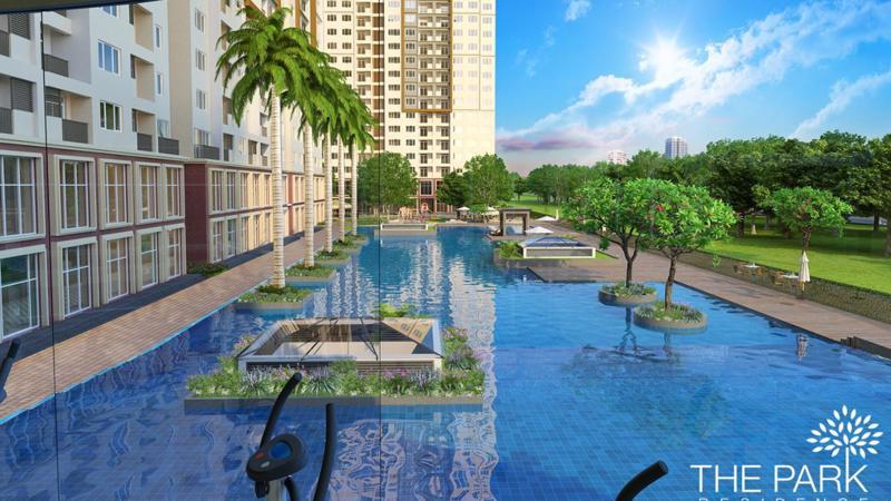 Dự án The Park Residence mà VCCI Vũng Tàu cho rằng do MIKGroup làm chủ đầu tư.