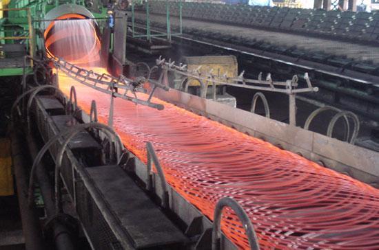Sự đầu tư ồ ạt các nhà máy thép khiến cung đang vượt xa cầu.