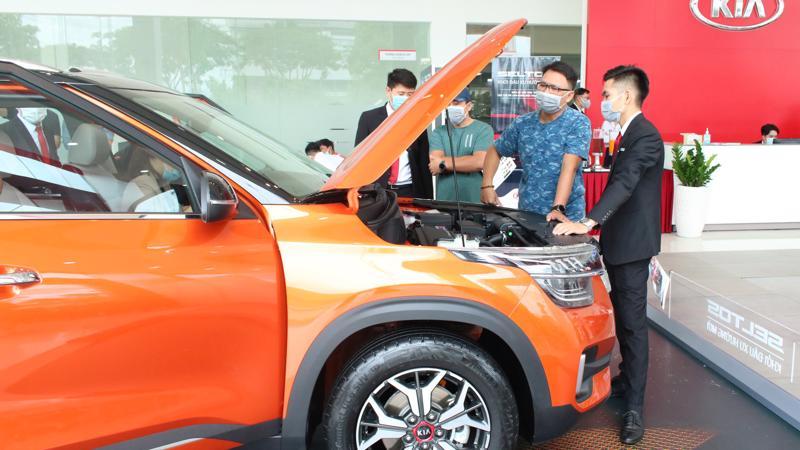 Các tháng đầu năm luôn là giai đoạn thấp điểm của thị trường ô tô Việt Nam.