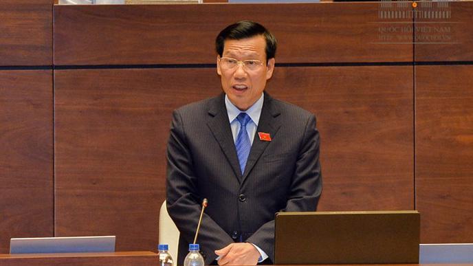 Bộ trưởng Bộ Văn hoá và thể thao du lịch Nguyễn Ngọc Thiện