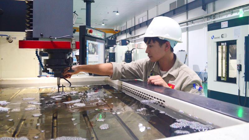 NHH kỳ vọng VMC sẽ là cánh tay đắc lực giúp NHH tiến xa hơn trong chuỗi cung ứng toàn cầu.