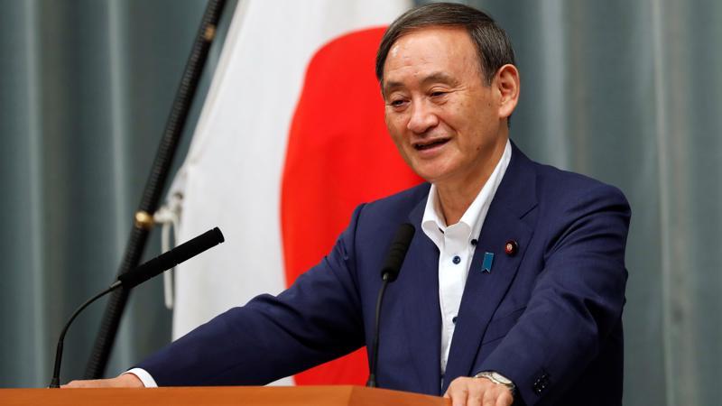 Thủ tướng Nhật Suga Yoshihide - Ảnh: Getty Images.