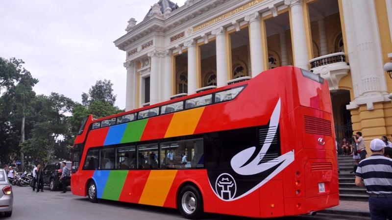 Đối với các ngày trong tuần lộ trình tuyến buýt City Tour sẽ có hành trình thường xuyên trên 19 tuyến phố.
