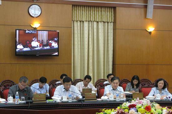 Dự thảo Luật Thủ đô đã nhận được sự đồng thuận cao hơn của Ủy ban Thường vụ Quốc hội - Ảnh: NN.