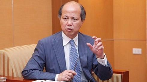 Ông Nguyễn Trần Nam, Chủ tịch Hiệp hội Bất động sản Việt Nam.