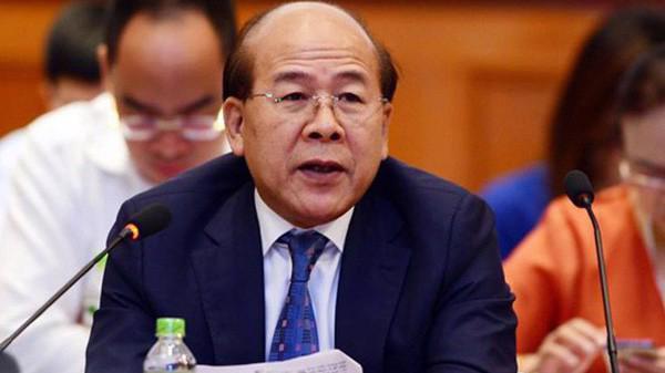 Ông Nguyễn Văn Công, Thứ trưởng Bộ Giao thông vận tải.