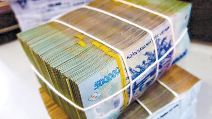 Lãi suất VND giảm mạnh trên liên ngân hàng