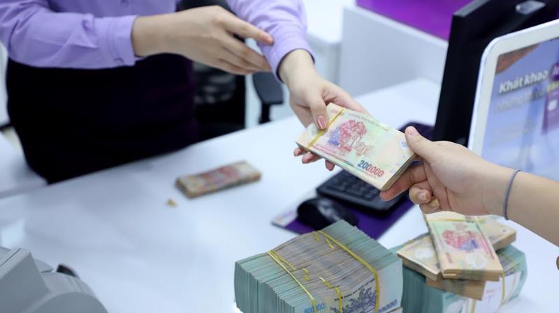 Quy mô chào thầu tín phiếu được thu hẹp dần - Ảnh: Quang Phúc