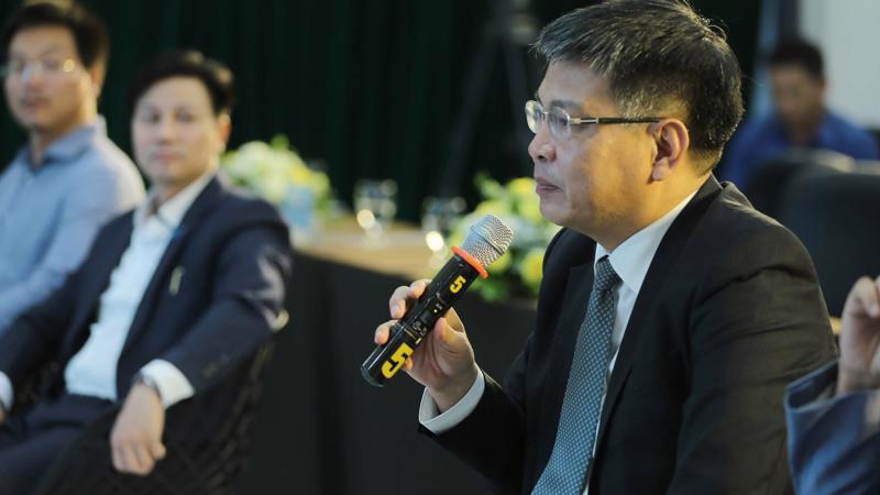 Tiến sĩ Lương Hoài Nam - Thành viên Hội đồng tư vấn du lịch.