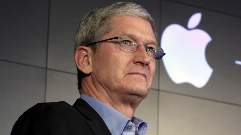 CEO Apple Tim Cook - Ảnh: CNBC.