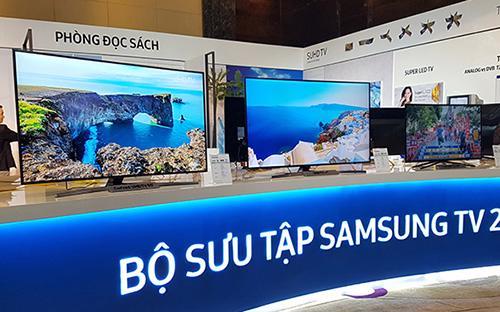 Loạt sản phẩm dòng SUHD TV 2016 với bộ ba series cao cấp nhất gồm KS9000, KS 7500 và KS7000 có giá dao động từ gần 32 triệu đến 200 triệu đồng.