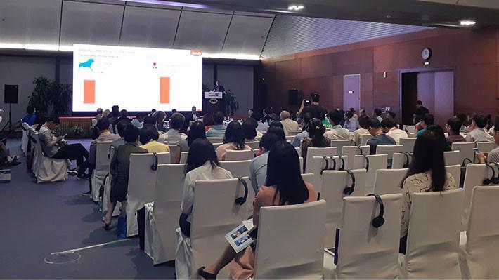 """Hội thảo Kinh tế số với chủ đề """"Phát triển thương mại điện tử thúc đẩy kinh tế số tại Việt Nam"""", chiều 2/10."""