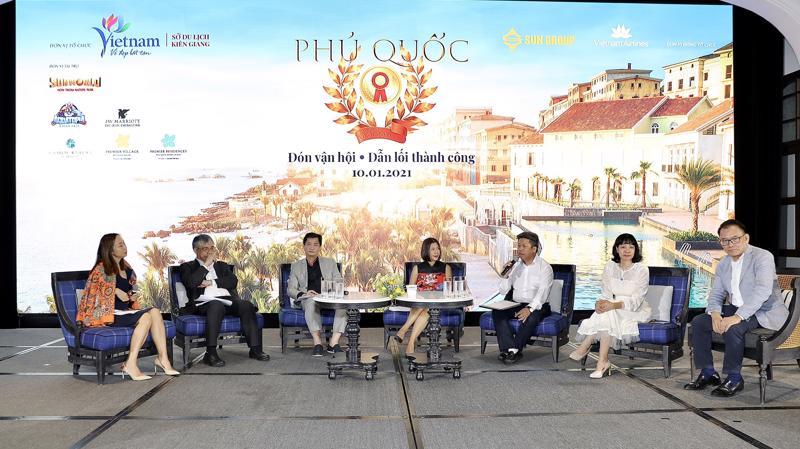 Hội thảo Phú Quốc: Đón vận hội – Dẫn lối thành công tổ chức ngày 10/01/2021