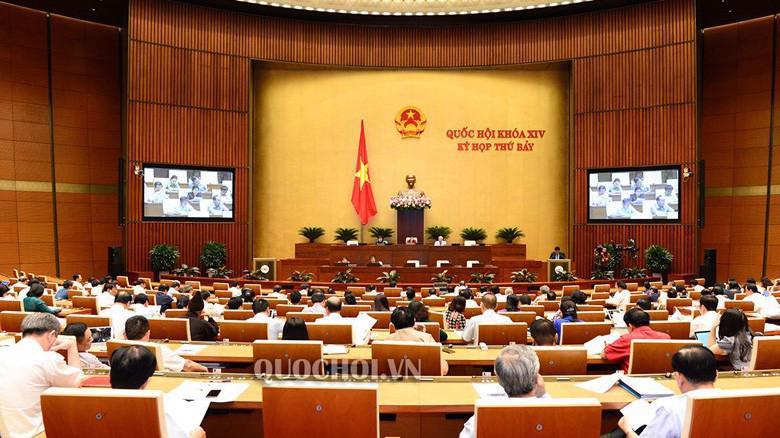 Trong phiên họp sáng 29/5, Quốc hội đã tiến hành lấy ý kiến đại biểu với quy định về quyền và nghĩa vụ của phạm nhân và tổ chức lao động cho phạm nhân ngoài trại giam trong dự thảo Luật Thi hành án hình sự (sửa đổi).