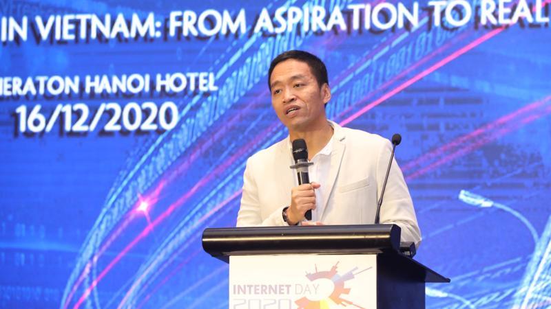 Chủ tịch VNG Lê Hồng Minh.