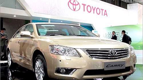 Toyota Việt Nam đã đáp ứng đủ điều kiện nhập khẩu xe theo quy định 116 và yêu cầu Bộ Công Thương cấp giấy phép.
