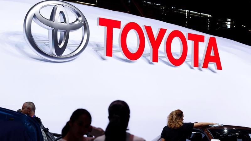 Toyota bán được 9,53 triệu xe trong năm 2020 - Ảnh: Getty Images