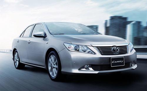Từ tháng 8 tới đây, tất cả các dòng xe do Toyota Việt Nam phân phối đồng loạt tăng giá.<br>