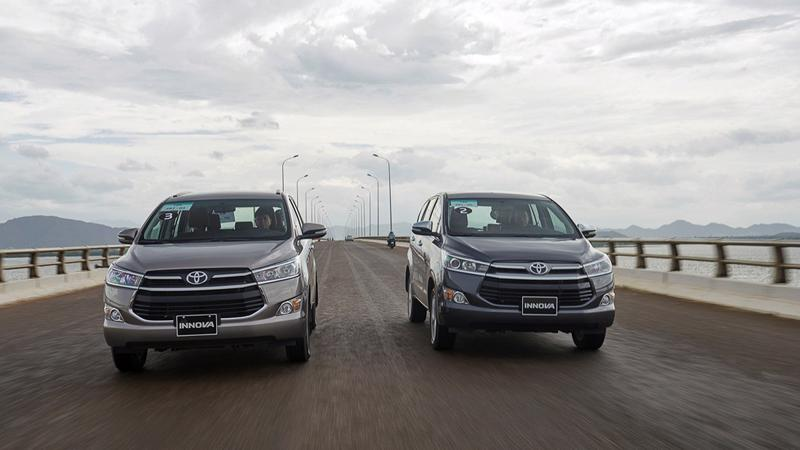 Sản lượng bán hàng tháng 11/2017 của mẫu MPV 7 chỗ ngồi Toyota Innova tăng gần gấp đôi so với tháng liền trước.