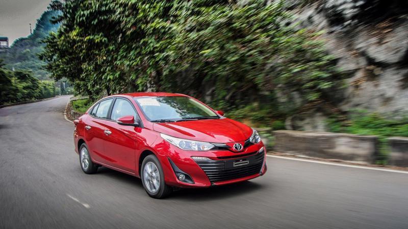 Toyota Vios tiếp tục giữ chắc ngôi vị xe bán chạy số 1 tại thị trường ô tô Việt Nam.